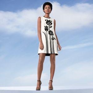 Victoria Beckham Target Black and White Mod Shift